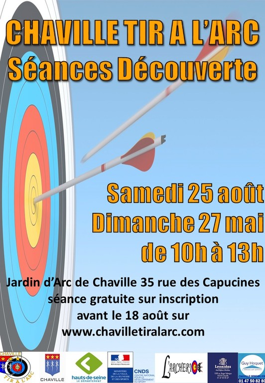 SEANCES DECOUVERTE